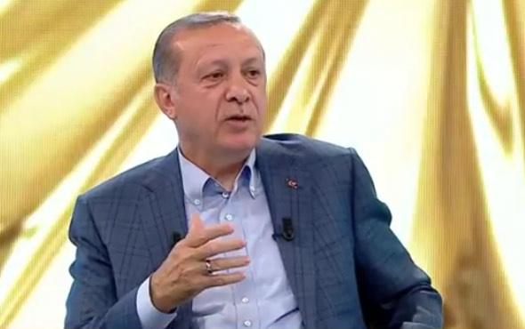 Erdoğan'dan suç duyurusu o isim için harekete geçti