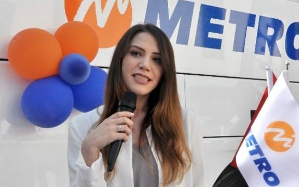 Metro'nun tepesine veliaht prenses Çiğdem Öztürk kimdir?