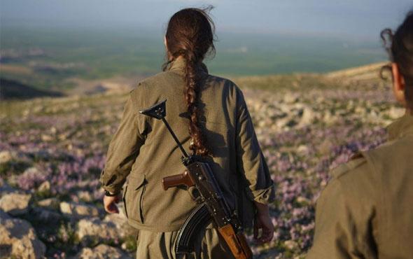 Tunceli'de 5 kadın PKK'lı etkisiz hale getirildi