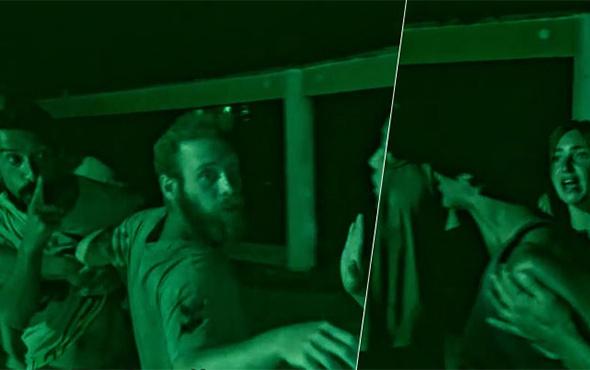 Survivor'da şok eden Serhat-Adem-Sabriye kavgası!