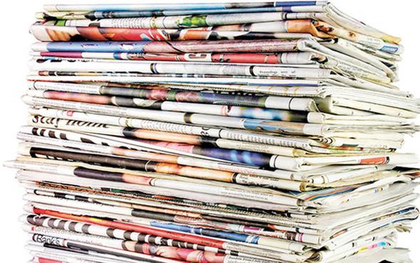 Gazete manşetleri Hürriyet - Sözcü - Sabah 30 Nisan 2017