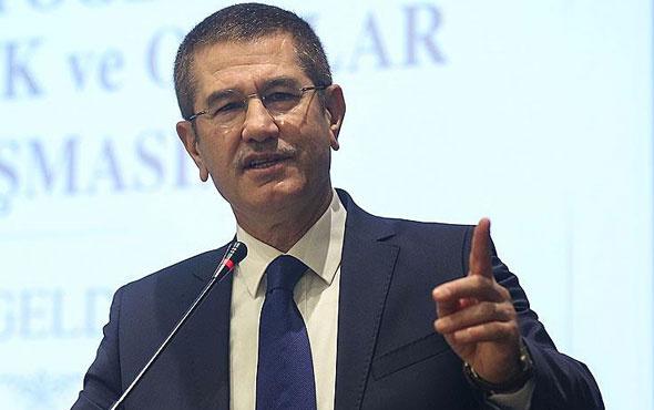 Canikli'den Kılıçdaroğlu'na yazıklar olsun çıkışı