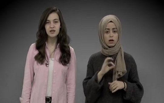 Üniversite öğrencilerinden kansere farkındalık mesajı