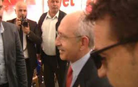 Kılıçdaroğlu'ndan evet çadırına iade-i ziyaret