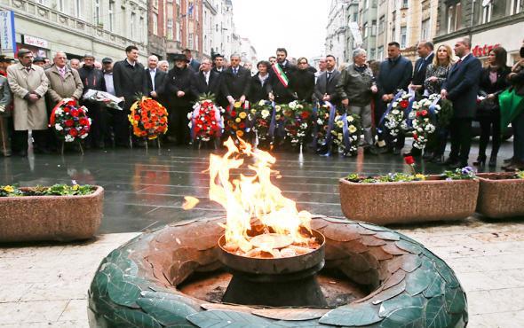 Saraybosna kuşatmasının kurbanları anıldı