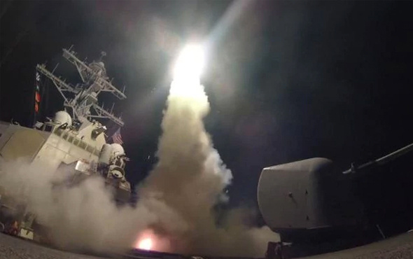 ABD'nin Suriye savaşı bir oyun mu yanıtsız sorular!