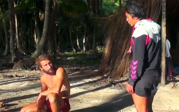 Survivor'da Adem ve Sabriye arasında bir gerginlik daha!