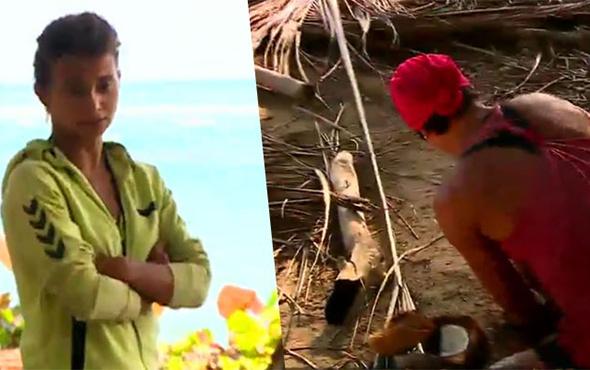 Survivor'ın ünlü isimleri arasında balık krizi!