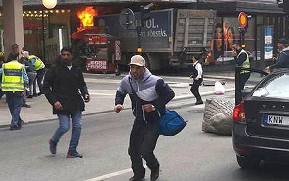 İsveç'te yaşanan terör saldırısında sıcak gelişme kimliği belli oldu