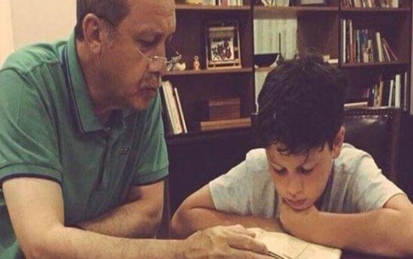 Erdoğan o fotoğrafın sırrını ilk defa açıkladı