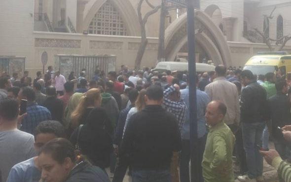Mısır'da patlama!