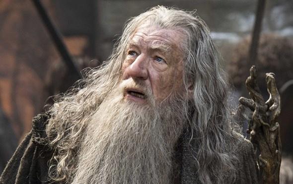 Yüzüklerin Efendisi'nin Gandalf'ından ilginç Erdoğan açıklaması