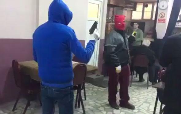 Okmeydanı'nda 'evetçilere' silahlı uyarı