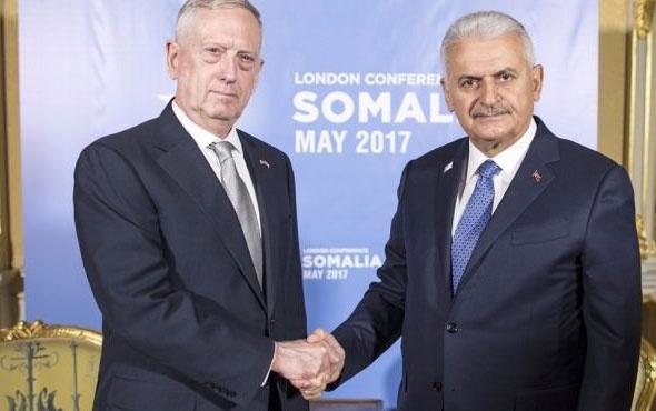 ABD Savunma Bakanı: PKK'ya silah vermeyeceğiz
