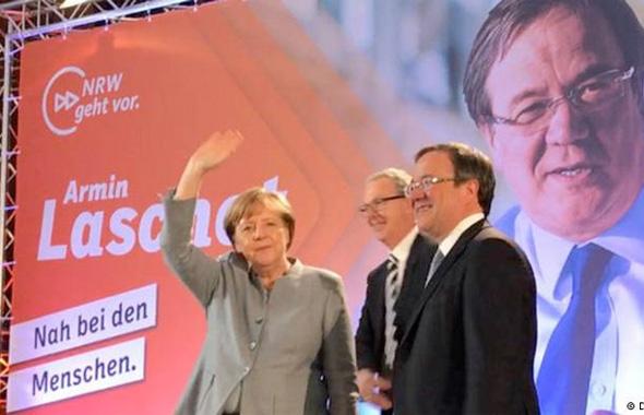 Almanya seçiminde ilk sonuçlar! Türk Armin sürprizi