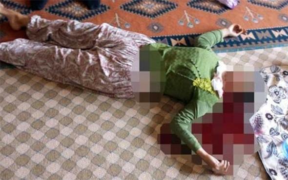 Anneler Günü'nde üvey annesini öldürdü!