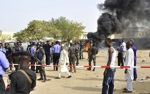 Cami saldırısında 20 kişi hayatını kaybetti