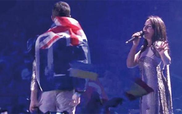 Eurovision'daki skandal için garip savunma!
