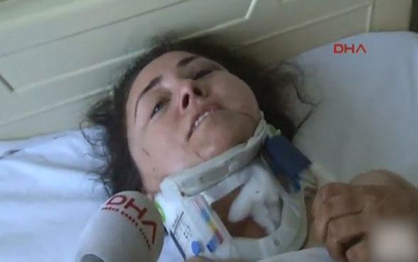 Marmaris'teki feci kaza anını anlattı