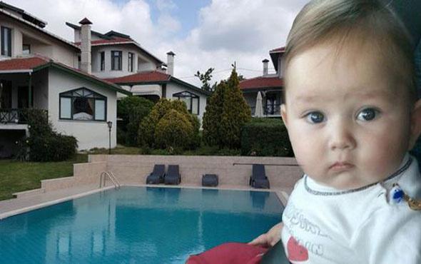 3 yaşındaki çocuk havuzda boğuldu