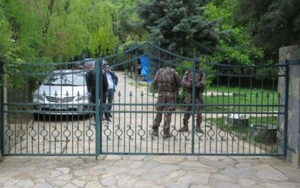 Beykoz'da çiftliğe baskın Sedat Şahin son dakika gözaltına alındı
