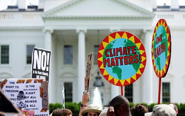 Yine Donald Trump protesto edildi! Bakın bu kez neden