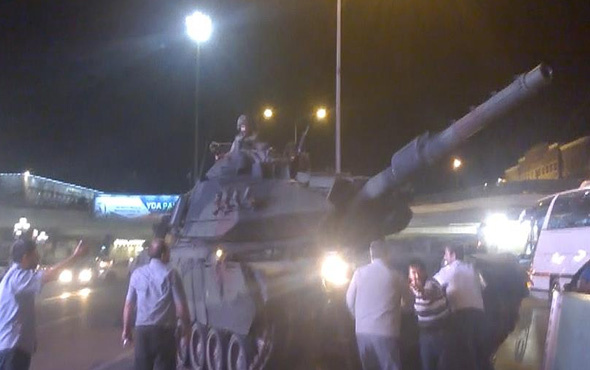 İşte 15 Temmuz günü MİT'e giden binbaşının ifadesi