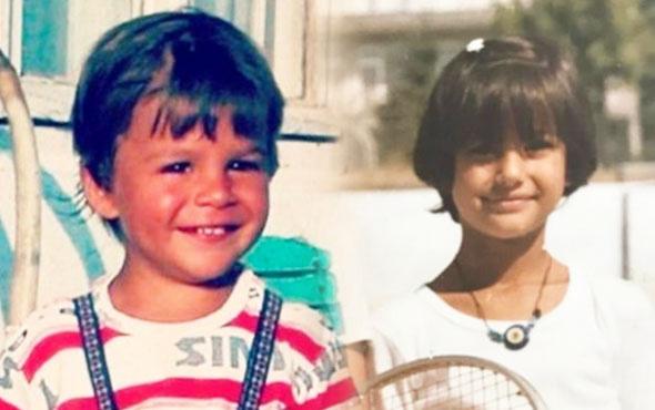 Fotoğraftaki küçük kızı tanıdınız mı? Türkiye'nin en ünlü isimlerinden