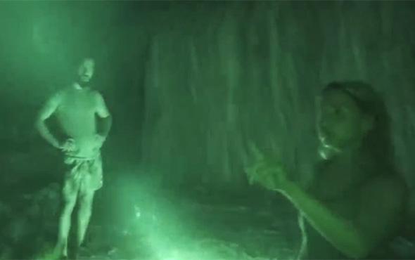 Survivor'da Berna ve Ogeday'ın şiddetli tartışması!