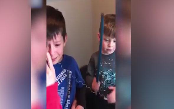 Diş çekme operasyonuna kardeş müdahalesi