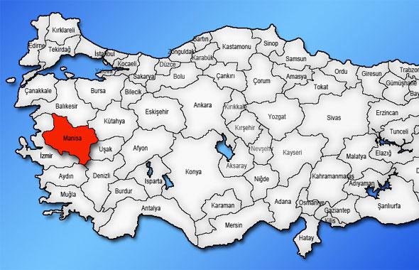 Son depremler Manisa ve Muğla'da oldu şiddeti kaç?