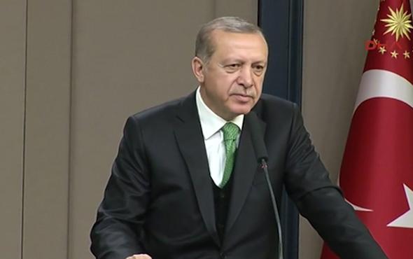 Erdoğan'dan Baykal'a cevap