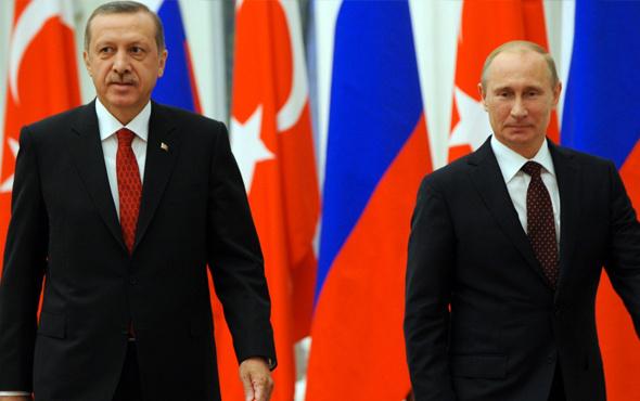 Erdoğan'ın Rusya ziyareti Putin için hayati önemde!