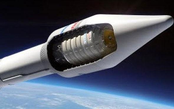 XRD dünya yörüngesine yerleştirildi