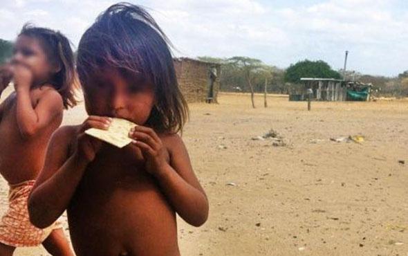 Kolombiya açlık tehlikesiyle karşı karşıya!