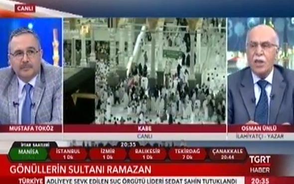 Osman Ünlü'den skandal ifadeler