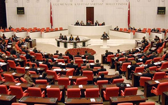Meclis karıştı! HDP ile MHP arasında sert tartışma
