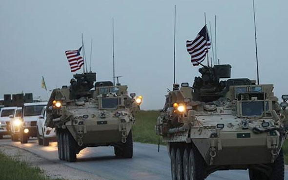 ABD'den PYD/PKK'ya araç ve asker desteği