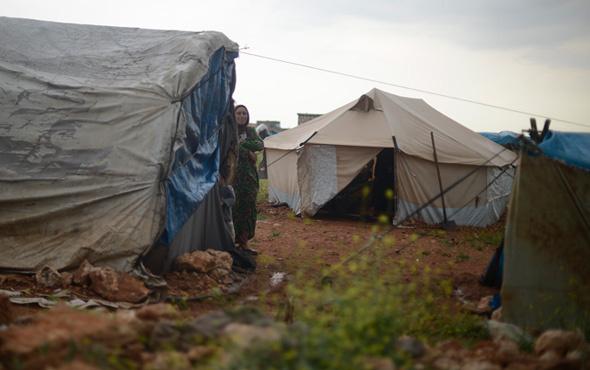 PYD/PKK'nın tehcir ettiği Arap aileler