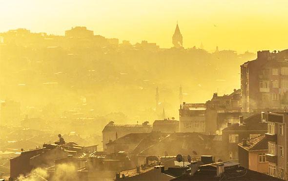 Avrupa'nın havası kötü 10 şehri! 8'i Türkiye'den