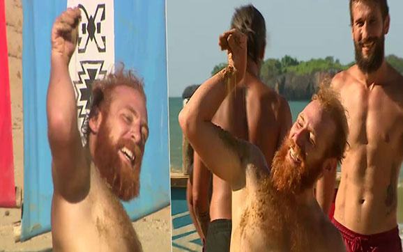 Survivor Furkan'da Eser West'e mesaj!
