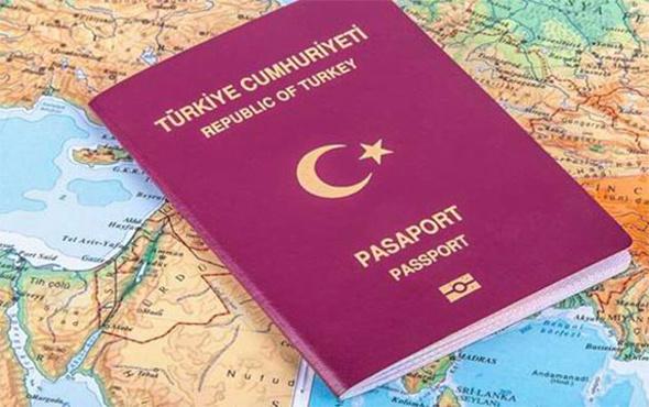 Türk vatandaşlarına vize müjdesi!