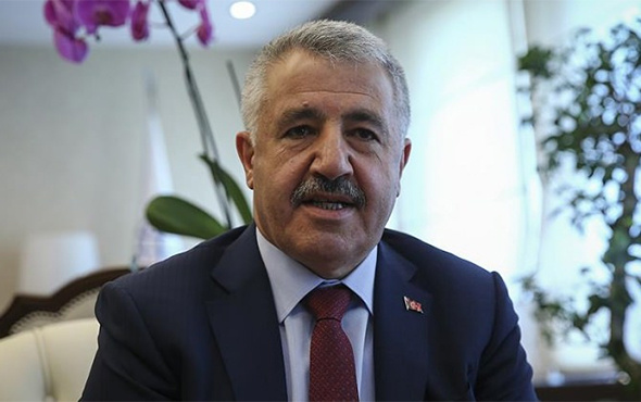 Ulaştırma Bakanı Arslan, dev projeler için tarih verdi