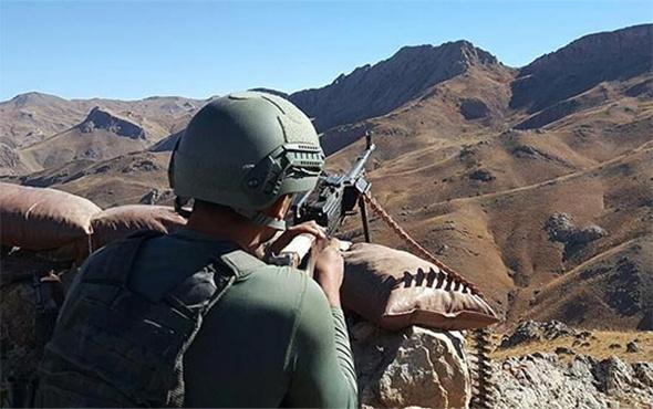 Şırnak'ta terör örgütü PKK'ya büyük darbe