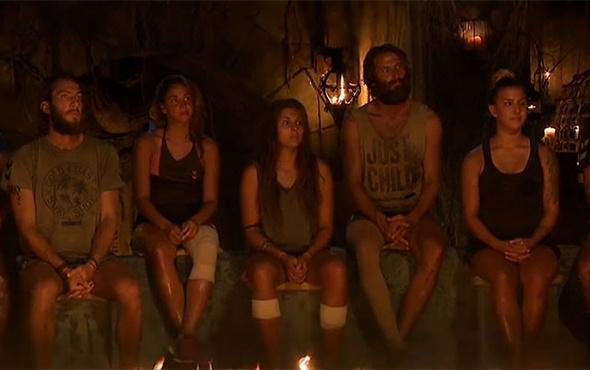 Survivor 7 Mayıs 2017 kim elenecek? Ünlüler şov yaptı!
