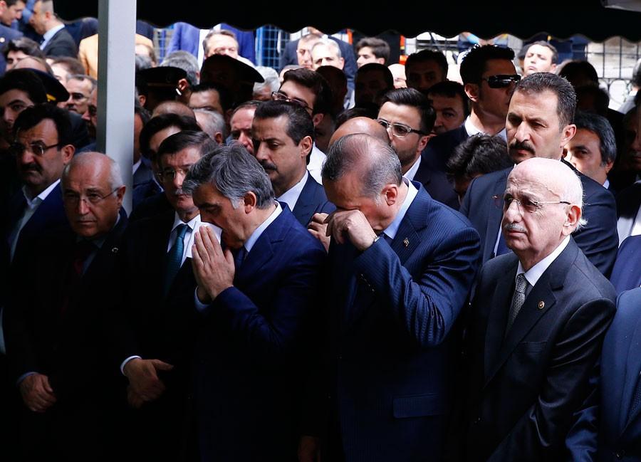 Abdullah Gül'ün babasının cenazesi! İşte detaylar