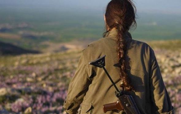 PKK'lı kadının kocası bakın kim çıktı!