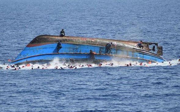 Akdeniz'de yine facia! Yüzlerce insan kayıp