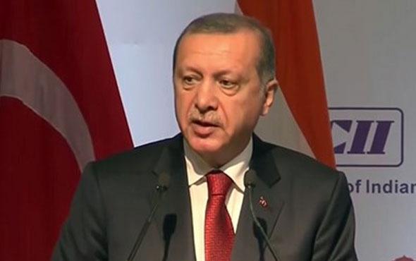 Erdoğan'dan AB'ye kritik uyarı! Zehirliyor