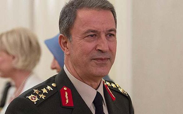 Genelkurmay Başkanı Hulusi Akar Atina'ya gitti